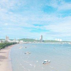 The Bayview Hotel Pattaya пляж