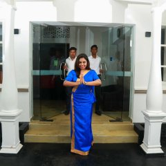 Ceylon Sea Hotel фитнесс-зал