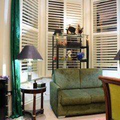 Апартаменты Cosy 1 Bedroom Studio Flat in Knightsbridge Лондон спа