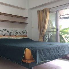 Апартаменты Baan Khun Mae Apartment комната для гостей фото 2