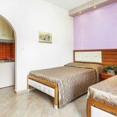 Отель Lemon Garden Villa Греция, Пефкохори - отзывы, цены и фото номеров - забронировать отель Lemon Garden Villa онлайн комната для гостей фото 5