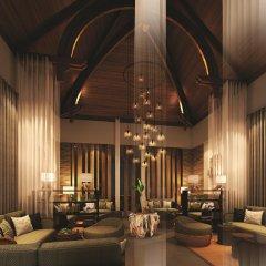 Отель Shangri-La's Le Touessrok Resort & Spa интерьер отеля