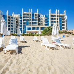 Blue Pearl Hotel- Ultra All Inclusive пляж