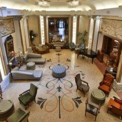 Отель Grand Hotel Savoia Италия, Генуя - 3 отзыва об отеле, цены и фото номеров - забронировать отель Grand Hotel Savoia онлайн фитнесс-зал фото 4