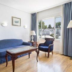 Hotel Best Osuna Мадрид комната для гостей фото 4
