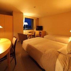 Отель Oarks canal park hotel Toyama Япония, Тояма - отзывы, цены и фото номеров - забронировать отель Oarks canal park hotel Toyama онлайн комната для гостей фото 2