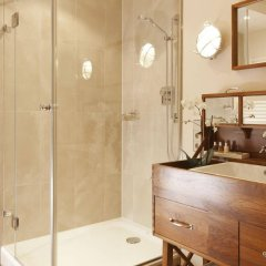 Отель Abion Villa Suites Германия, Берлин - отзывы, цены и фото номеров - забронировать отель Abion Villa Suites онлайн ванная фото 2