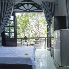 Отель Shina Hotel Вьетнам, Нячанг - отзывы, цены и фото номеров - забронировать отель Shina Hotel онлайн балкон