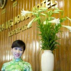 Thang Long 1 Hotel Hanoi интерьер отеля фото 2