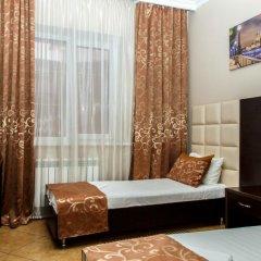 Гостиница Мартон Череповецкая Стандартный номер разные типы кроватей фото 15