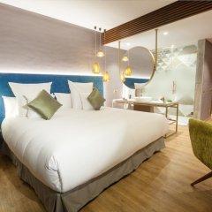 Отель Barcelo Anfa Casablanca Марокко, Касабланка - отзывы, цены и фото номеров - забронировать отель Barcelo Anfa Casablanca онлайн комната для гостей фото 3