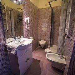 Отель B&B La Porticella Италия, Фраскати - отзывы, цены и фото номеров - забронировать отель B&B La Porticella онлайн ванная фото 2
