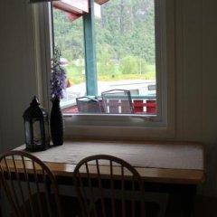 Отель Oldevatn Camping удобства в номере