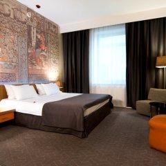 Гостиница Holiday Inn Moscow Tagansky (бывший Симоновский) комната для гостей фото 15