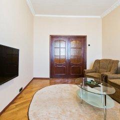 Апартаменты Apartment Nice Novinskiy Bulvar комната для гостей фото 4