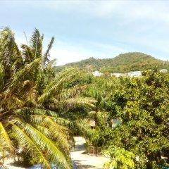 Отель Le Thalassa Guesthouse пляж