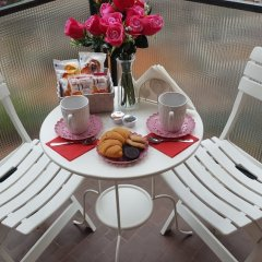 Отель Trastevere Sweet Rest балкон