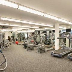Отель HNA Palisades Premiere Conference Center фитнесс-зал