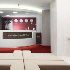 Clarion Hotel Prague Old Town спа