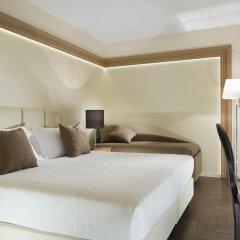 Erbavoglio Hotel 4* Стандартный семейный номер двуспальная кровать