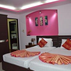 Отель Naamtao Villa Resort Самуи комната для гостей фото 3