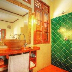 Отель Lotus Villa ванная