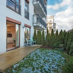 Апартаменты Blue Mandarin Apartments - Szafarnia фото 5