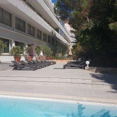 Отель Cannes Palace Hotel Франция, Канны - 2 отзыва об отеле, цены и фото номеров - забронировать отель Cannes Palace Hotel онлайн бассейн