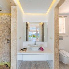 Likya Pavilion Hotel Турция, Калкан - отзывы, цены и фото номеров - забронировать отель Likya Pavilion Hotel онлайн ванная фото 2