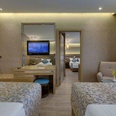 Отель Club Grand Aqua - All Inclusive комната для гостей фото 2