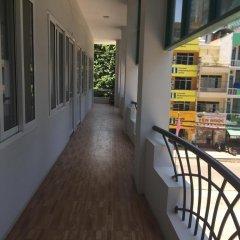 Отель Green Hotel Вьетнам, Нячанг - 1 отзыв об отеле, цены и фото номеров - забронировать отель Green Hotel онлайн балкон