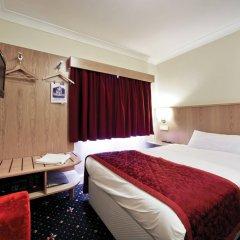 Отель Best Western London Highbury комната для гостей фото 5