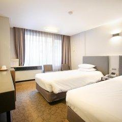 Отель Savoy Hotel Южная Корея, Сеул - отзывы, цены и фото номеров - забронировать отель Savoy Hotel онлайн комната для гостей фото 2
