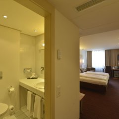 Hotel Cristal München Мюнхен ванная фото 2