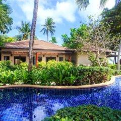 Отель Baan Chaweng Beach Resort & Spa бассейн фото 3