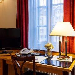 Отель Maltézský Kříž Чехия, Карловы Вары - отзывы, цены и фото номеров - забронировать отель Maltézský Kříž онлайн удобства в номере