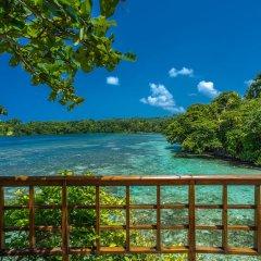Отель Geejam Ямайка, Порт Антонио - отзывы, цены и фото номеров - забронировать отель Geejam онлайн балкон