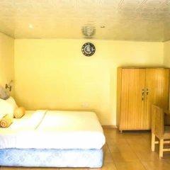 Отель Unilag Guesthouses And Conference Centre комната для гостей