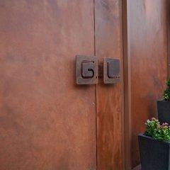 Отель Goodman'S Living Берлин сейф в номере