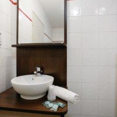 Отель Appart'City Nice Acropolis Франция, Ницца - 6 отзывов об отеле, цены и фото номеров - забронировать отель Appart'City Nice Acropolis онлайн ванная фото 4