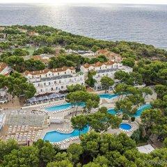 Отель Iberostar Club Cala Barca пляж