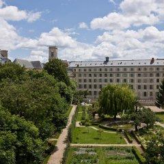 Отель Observatoire Luxembourg балкон