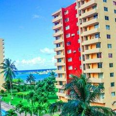 Отель Turtle Beach Towers Condominiums пляж фото 2