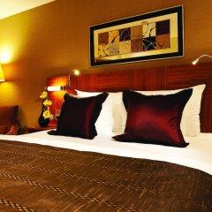 Отель Crowne Plaza Istanbul - Harbiye сейф в номере