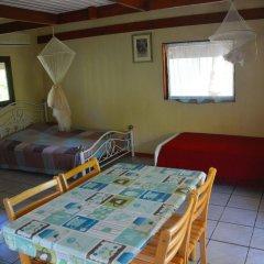 Отель Гостевой дом Pension Fare Maheata Французская Полинезия, Муреа - отзывы, цены и фото номеров - забронировать отель Гостевой дом Pension Fare Maheata онлайн удобства в номере фото 2