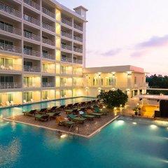 Отель Chanalai Hillside Resort, Karon Beach фото 13