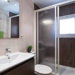Апартаменты Bbarcelona Apartments Sagrada Familia Terrace Flats Барселона ванная