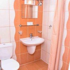 Отель Sun Болгария, Бургас - отзывы, цены и фото номеров - забронировать отель Sun онлайн ванная