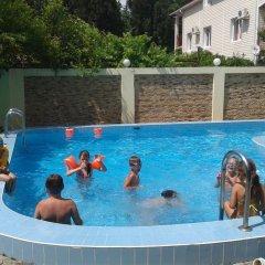 Гостиница Пансионат Солнышко бассейн фото 2