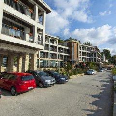 Отель Regina Maria Design Hotel & SPA Болгария, Балчик - отзывы, цены и фото номеров - забронировать отель Regina Maria Design Hotel & SPA онлайн парковка
